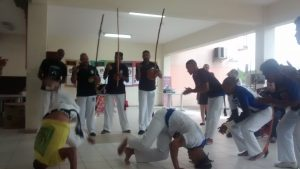 Roda de capoeira - Grupo Nova Geração
