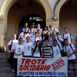 Trote Solidário de Sistemas de Informação 2013