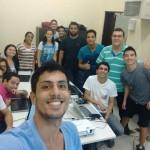 Quinta Turma do PET-SI (Com participação do aluno Rômulo do curso de Jornalismo)