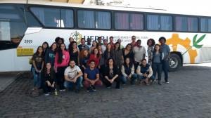 Grupos PET da UFRRJ na estrada