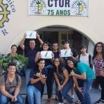PET-SI marca presença na II Semana de Agroecologia do CTUR