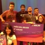 Alunos de SI e Petianos da UFRRJ vencem Hackathon