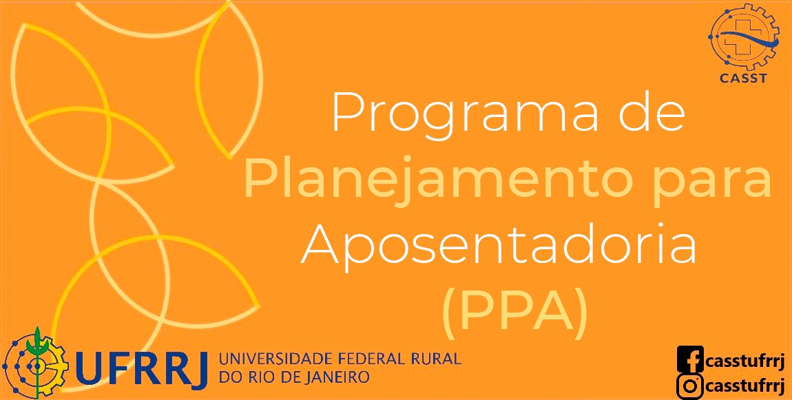 Matéria feita por integrantes do PET sobre o Programa de Planejamento para Aposentadoria publicada no #RuralContraCorona